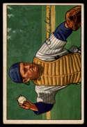 1952 Bowman #197 Charlie Silvera EX Excellent RC Rookie