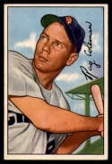 1952 Bowman #201 Ray Coleman EX Excellent