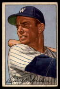 1952 Bowman #210 Archie Wilson VG Very Good RC Rookie
