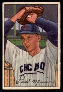 1952 Bowman #211 Paul Minner VG/EX Very Good/Excellent RC Rookie