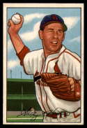 1952 Bowman #212 Solly Hemus EX Excellent RC Rookie