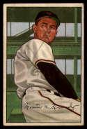 1952 Bowman #213 Monte Kennedy mark