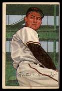 1952 Bowman #213 Monte Kennedy G/VG Good/Very Good