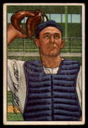 1952 Bowman #216 Matt Batts VG Very Good