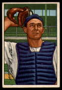 1952 Bowman #216 Matt Batts VG/EX Very Good/Excellent