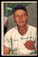 1952 Bowman #222 Homer Howell VG Very Good
