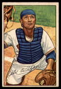 1952 Bowman #225 Del Wilber EX Excellent RC Rookie