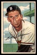 1952 Bowman #228 Bob Chipman G/VG Good/Very Good
