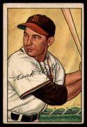 1952 Bowman #229 Hank Arft VG Very Good