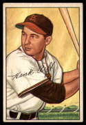 1952 Bowman #229 Hank Arft EX Excellent
