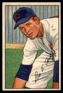 1952 Bowman #231 Dee Fondy VG/EX Very Good/Excellent RC Rookie