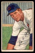 1952 Bowman #231 Dee Fondy VG Very Good RC Rookie