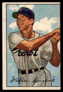 1952 Bowman #235 Steve Souchock VG Very Good RC Rookie