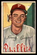 1952 Bowman #236 Tommy Brown VG Very Good