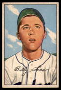 1952 Bowman #240 Billy Loes EX Excellent RC Rookie