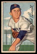 1952 Bowman #241 Mel Parnell VG Very Good