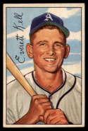 1952 Bowman #242 Everett Kell VG/EX Very Good/Excellent RC Rookie
