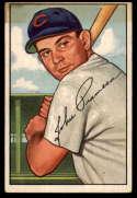 1952 Bowman #247 Johnny Pramesa VG Very Good