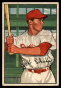 1952 Bowman #251 Jack Lohrke VG/EX Very Good/Excellent