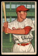 1952 Bowman #251 Jack Lohrke VG Very Good