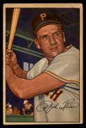 1952 Bowman #11 Ralph Kiner mark