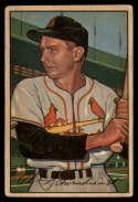 1952 Bowman #30 Red Schoendienst VG Very Good