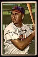 1952 Bowman #115 Larry Doby VG/EX Very Good/Excellent
