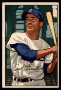 1952 Bowman #24 Carl Furillo EX Excellent