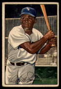 1952 Bowman #5 Minnie Minoso UER G/VG Good/Very Good RC Rookie