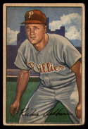 1952 Bowman #53 Richie Ashburn VG Very Good