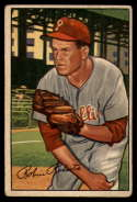 1952 Bowman #4 Robin Roberts VG Very Good