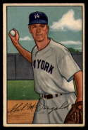 1952 Bowman #33 Gil McDougald VG Very Good RC Rookie