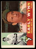 1960 Topps #1 Early Wynn G Good