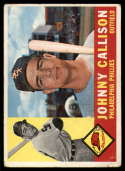 1960 Topps #17 Johnny Callison G/VG Good/Very Good