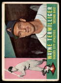 1960 Topps #26 Wayne Terwilliger G/VG Good/Very Good