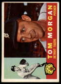 1960 Topps #33 Tom Morgan VG Very Good