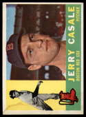 1960 Topps #38 Jerry Casale EX Excellent