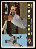 1960 Topps #42 Hobie Landrith VG Very Good