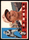 1960 Topps #45 Roy McMillan VG Very Good