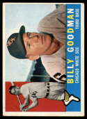 1960 Topps #69 Billy Goodman VG Very Good