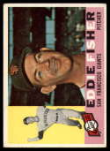 1960 Topps #23 Eddie Fisher VG/EX Very Good/Excellent RC Rookie