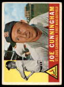 1960 Topps #40 Joe Cunningham VG Very Good