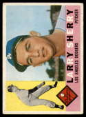 1960 Topps #105 Larry Sherry VG Very Good RC Rookie