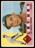 1960 Topps #105 Larry Sherry VG/EX Very Good/Excellent RC Rookie