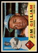 1960 Topps #255 Jim Gilliam EX/NM