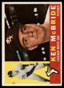 1960 Topps #276 Ken McBride G/VG Good/Very Good RC Rookie