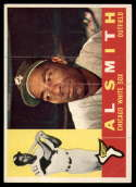 1960 Topps #428 Al Smith G/VG Good/Very Good white back