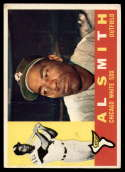 1960 Topps #428 Al Smith VG Very Good white back