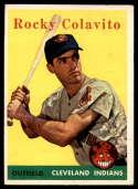 1958 Topps #468 Bob Schmidt EX/NM RC Rookie
