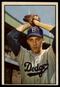 1953 Bowman Color #14 Billy Loes VG/EX Very Good/Excellent